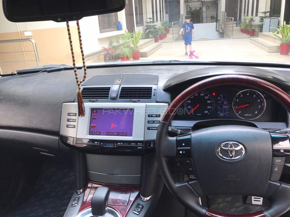 Used Toyota Mark X For Sale At Good Luck Cars Karachi