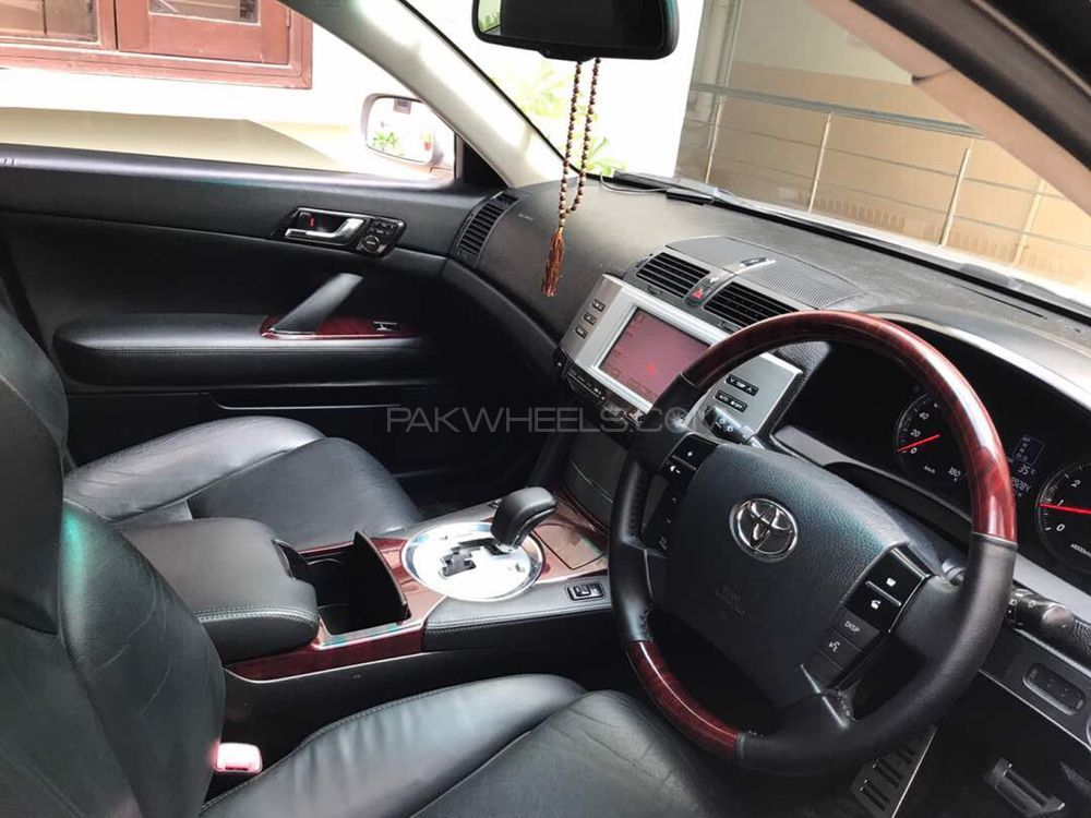 2014 Tundra Wheels >> Used Toyota Mark X for Sale at Good Luck Cars Karachi ...