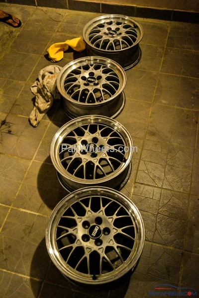 16 Inch Bbs Rims For Sale For Sale In Karachi Parts Amp Accessories 668204 Pakwheels
