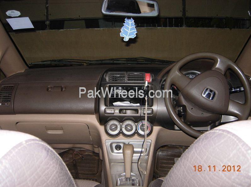 Honda City i-DSI Vario 2006 Image-2