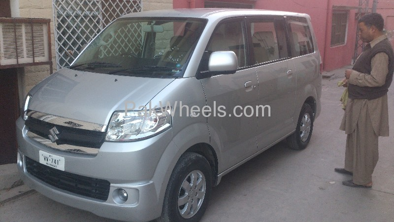 Suzuki APV 2012 Image-1