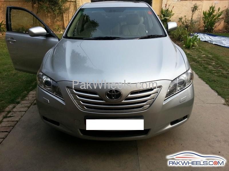 toyota camry up spec automatic 2 4 2006 for sale in lahore pakwheels. Black Bedroom Furniture Sets. Home Design Ideas