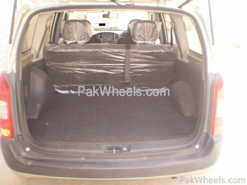 Toyota Probox F Extra Package 2007 Image-6