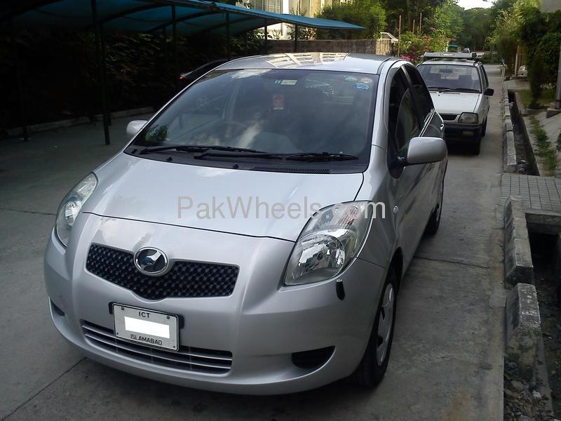 Toyota Vitz FL 1.0 2007 Image-5