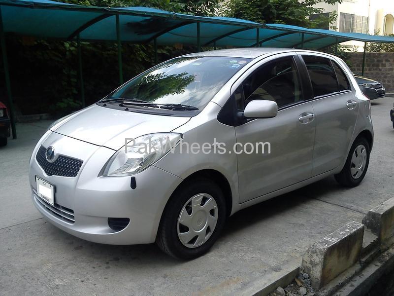 Toyota Vitz FL 1.0 2007 Image-6