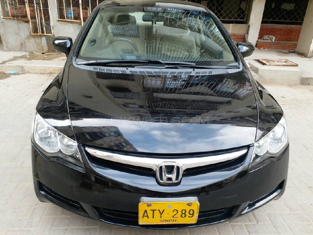 honda civic vti prosmatec 1 8 i vtec 2010 for sale in karachi pakwheels. Black Bedroom Furniture Sets. Home Design Ideas