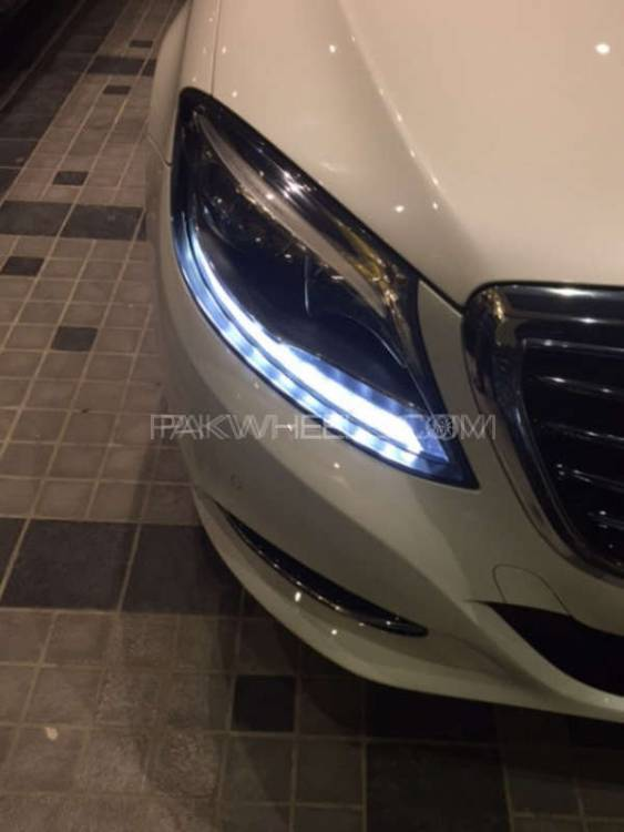Mercedes Benz S Class S400 Hybrid 2014 For Sale In Lahore