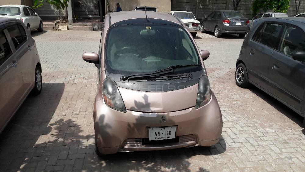 Mitsubishi I S 2007 Image-1