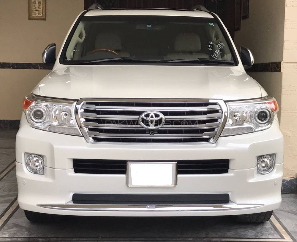 toyota land cruiser zx 2013 for sale in islamabad pakwheels. Black Bedroom Furniture Sets. Home Design Ideas