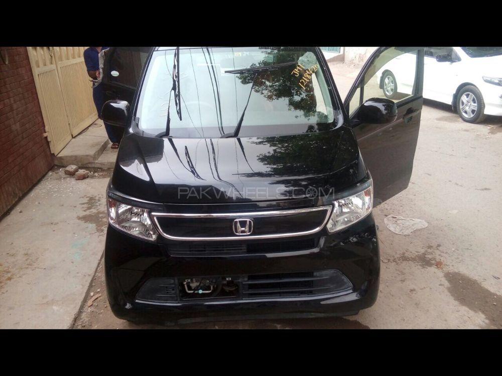 Honda N Wgn G A Package 2015 Image-1