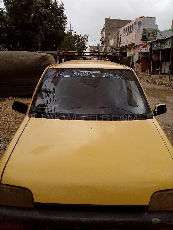Suzuki Alto VX (CNG) 1993 Image-1