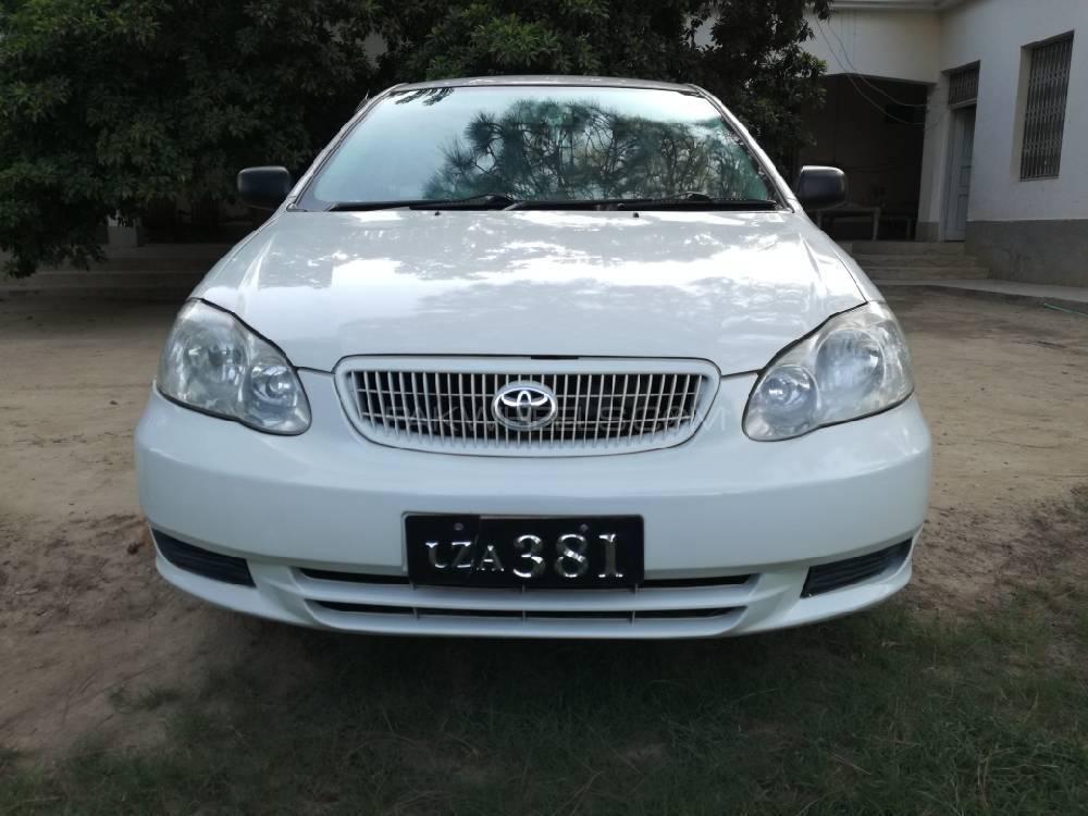 Toyota Corolla 2004 Image-1