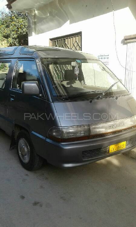 Toyota Town Ace 1989 Image-1