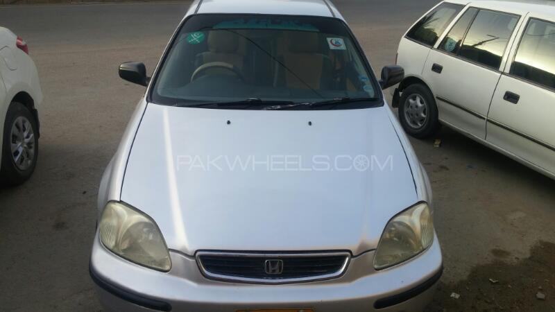 Honda Civic VTi Automatic 1.6 1996 Image-1
