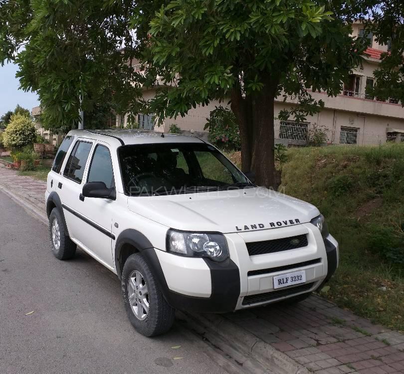 Land Rover Freelander 2006 Image-1