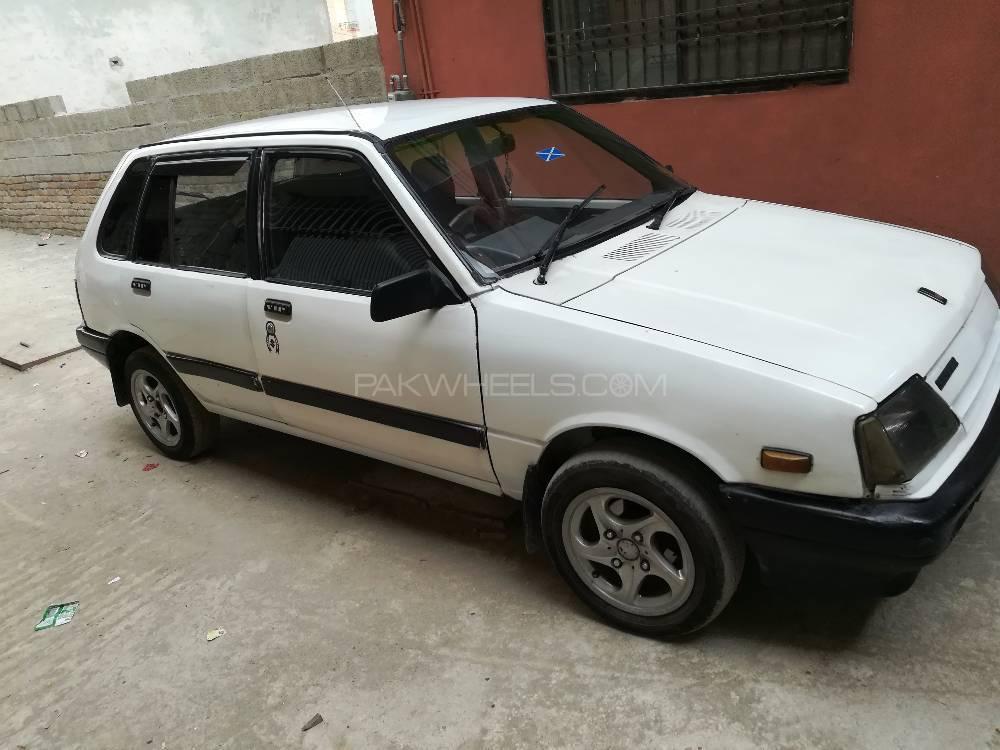 Suzuki Swift 1988 Image-1
