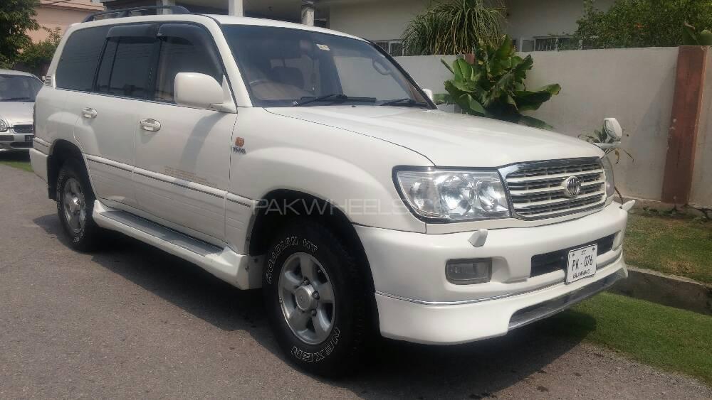 Toyota Land Cruiser VX Limited 4.2D 2000 Image-1