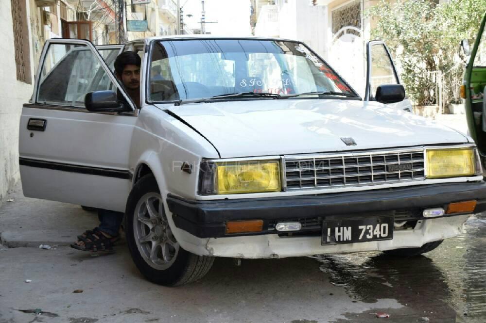 Nissan Sunny LX 1985 Image-1