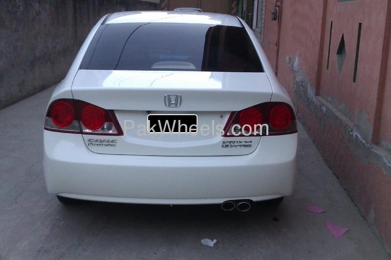 Honda Civic VTi Oriel Prosmatec 1.8 i-VTEC 2011 Image-5