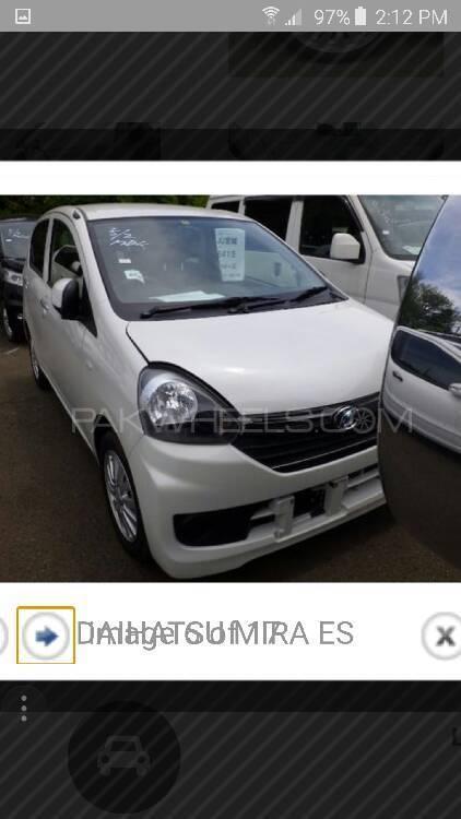 Daihatsu Mira X Limited Smart Drive Package 2015 Image-1