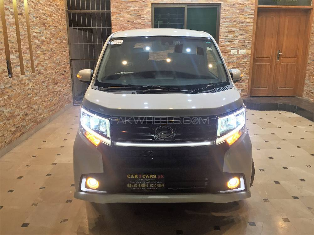 Daihatsu Move Custom RS 2016 Image-1