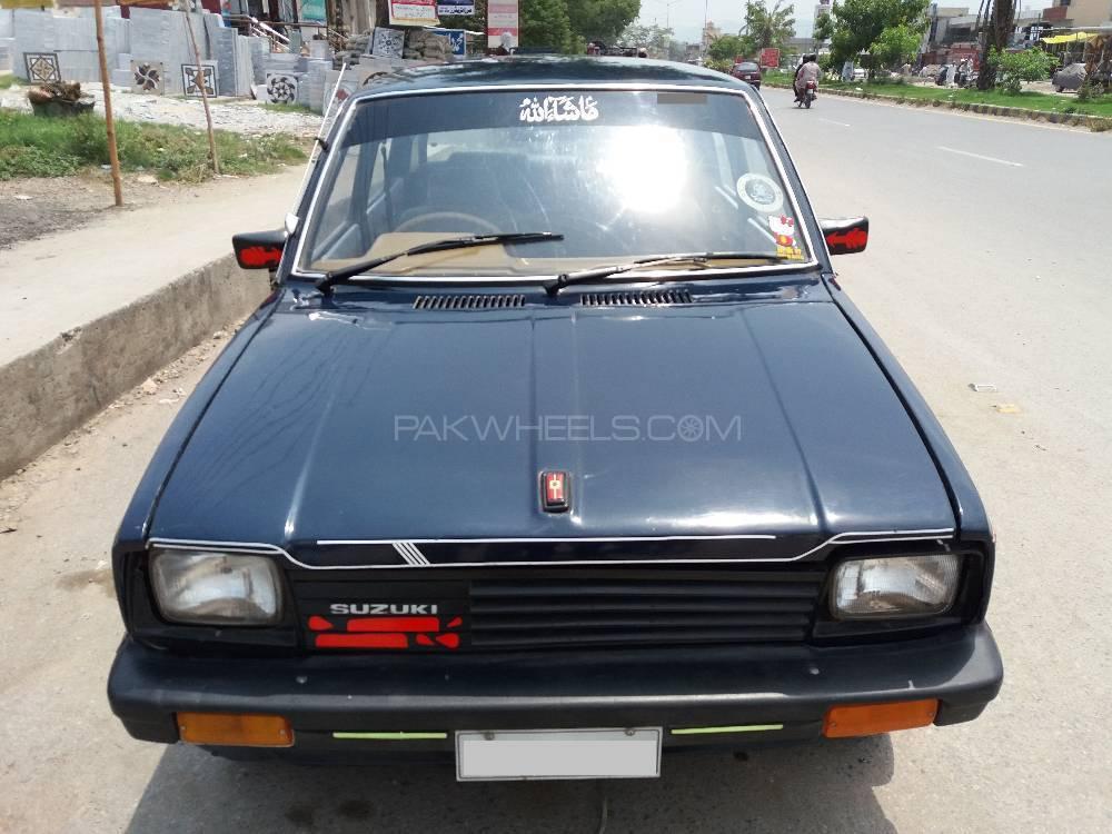 Suzuki FX GA 1984 Image-1