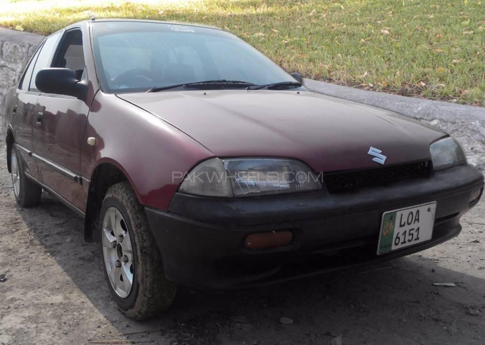 Suzuki Margalla GL Plus 1990 Image-1