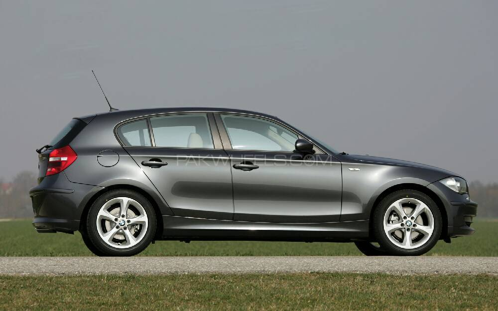 BMW 1 Series 116i 2008 Image-1