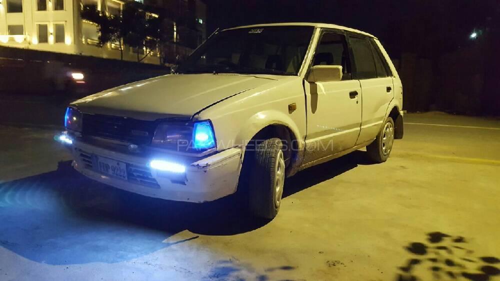 Daihatsu Charade CX Turbo 1992 Image-1