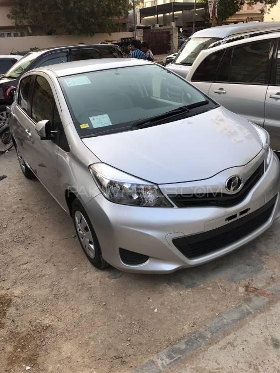 Toyota Vitz 2014 Image-1