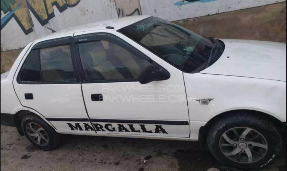 Suzuki Margalla 1994 Image-1