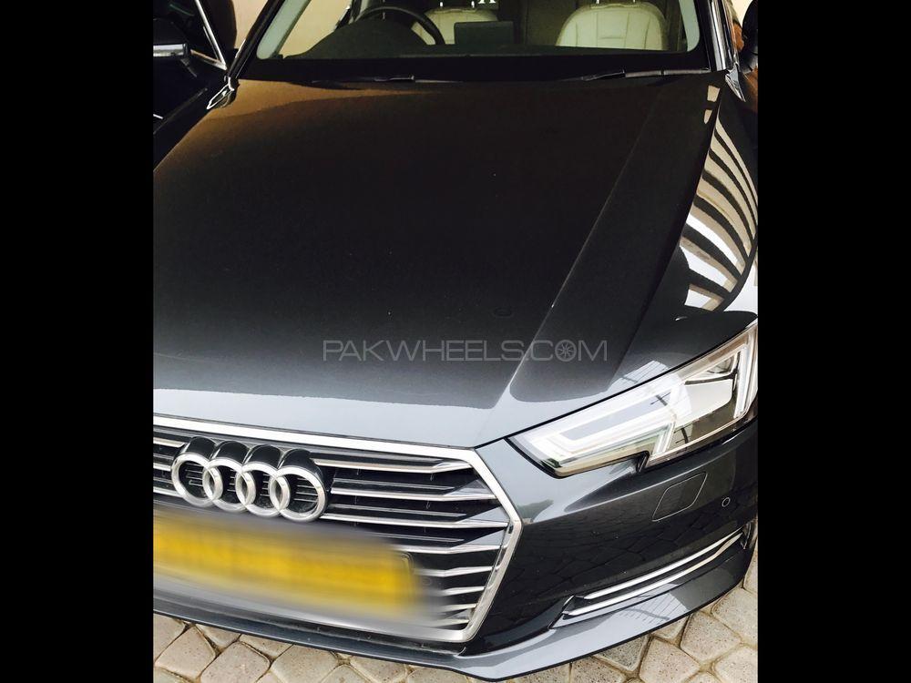 Audi A4 2016 Image-1
