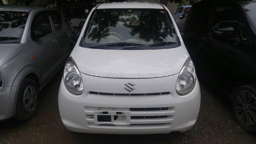Suzuki Alto G4 2014 Image-1