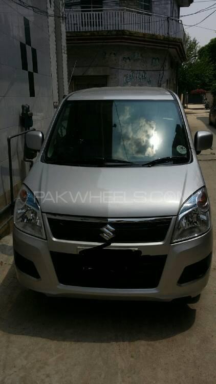 Suzuki MR Wagon 2016 Image-1
