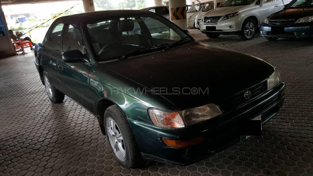 Toyota Corolla GLi Special Edition 1.6 1999 Image-1