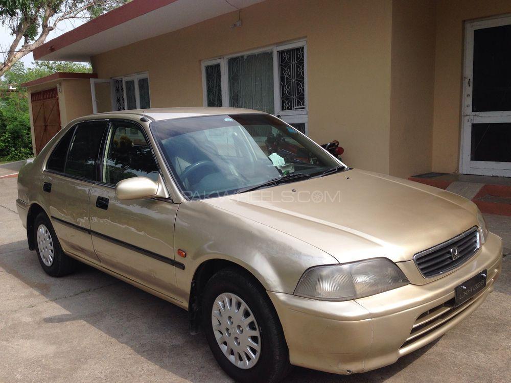 Honda City EXi 1998 Image-1