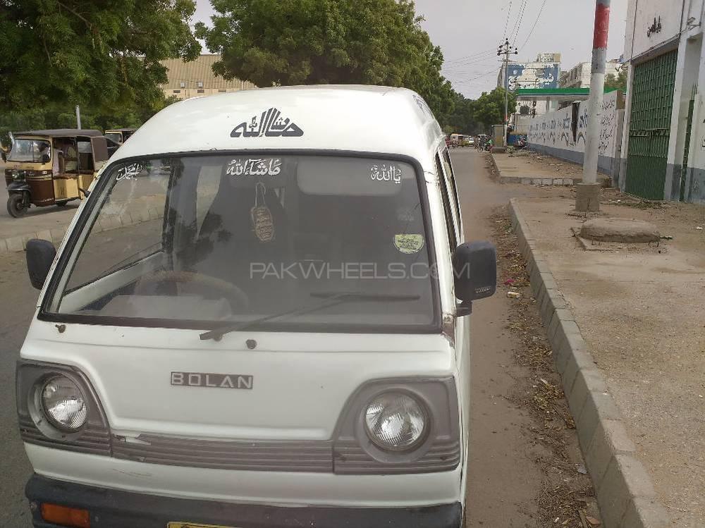 Suzuki Bolan 1996 Image-1