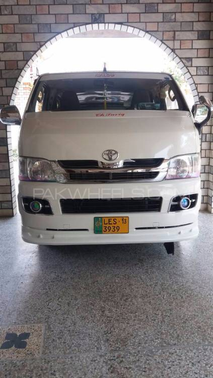 Toyota Hiace DX 2009 Image-1