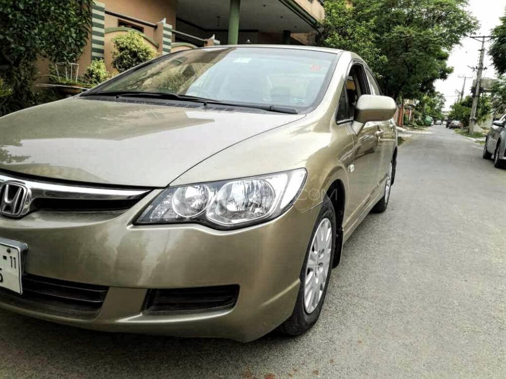 Honda Civic VTi 1.8 i-VTEC 2011 Image-1