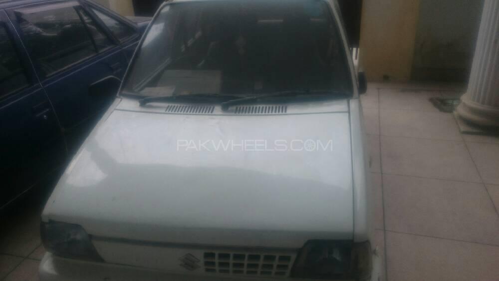 Suzuki Mehran 1992 Image-1
