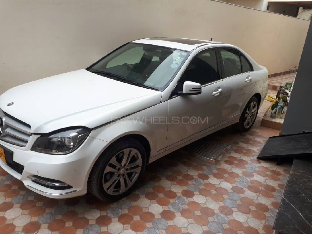 Mercedes benz c class c180 2013 for sale in karachi for Used mercedes benz rims for sale