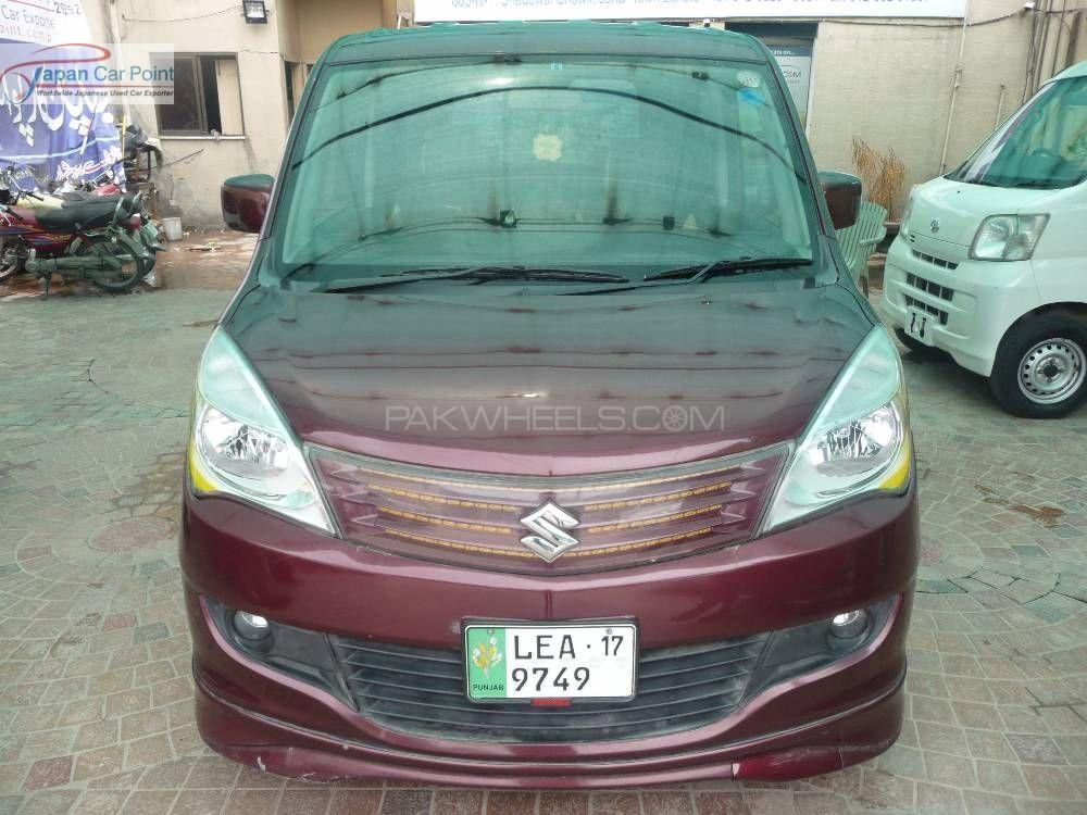 Suzuki Solio G 2011 Image-1
