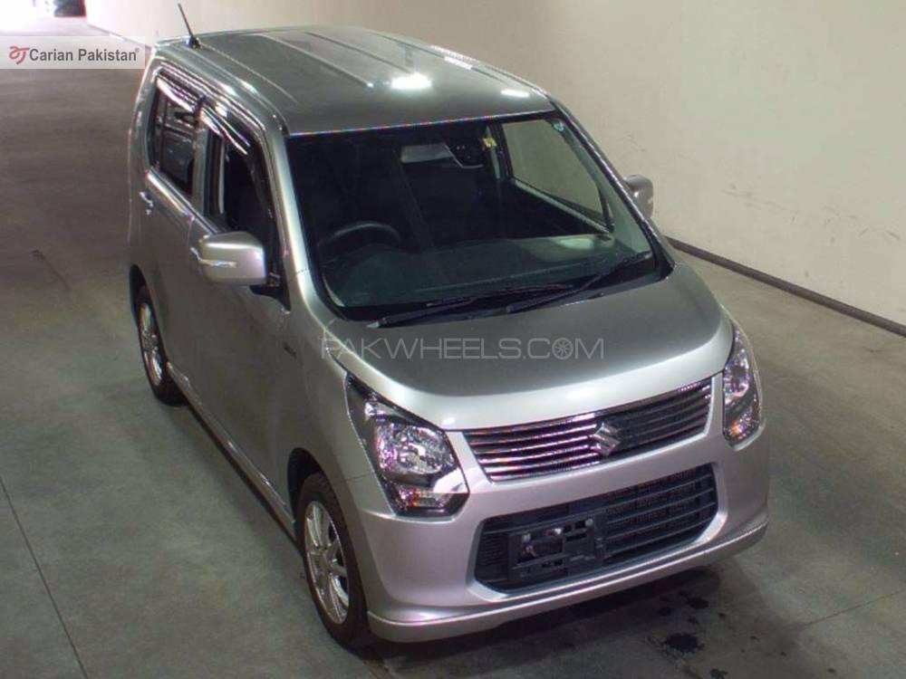 suzuki wagon r fx 2014 for sale in karachi pakwheels. Black Bedroom Furniture Sets. Home Design Ideas