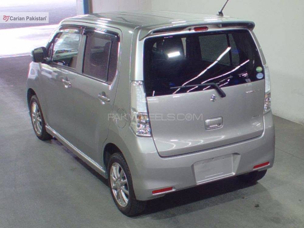 used suzuki wagon r for sale at carian pakistan karachi. Black Bedroom Furniture Sets. Home Design Ideas