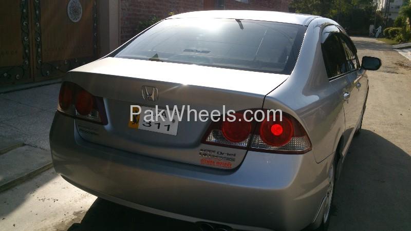 Honda Civic VTi Oriel Prosmatec 1.8 i-VTEC 2008 Image-6