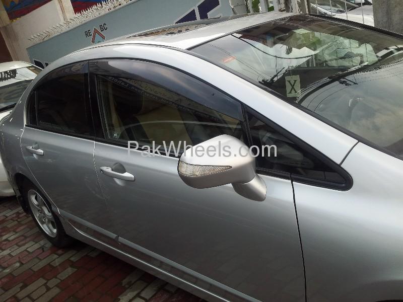 Honda Civic VTi Oriel Prosmatec 1.8 i-VTEC 2008 Image-9