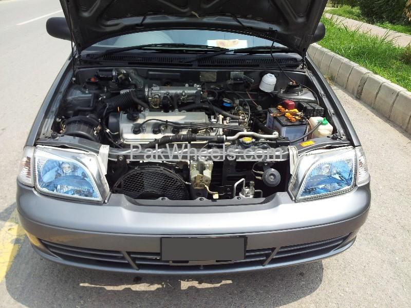 Suzuki Cultus VXRi (CNG) 2010 Image-3