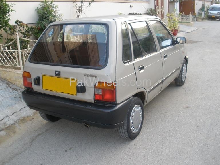 Suzuki Mehran VX (CNG) 1999 Image-6