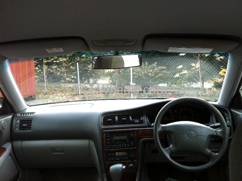 Toyota Mark II 1998 Image-5