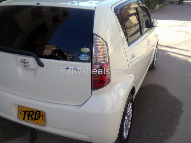 Toyota Passo X 2008 Image-4